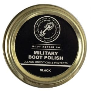 Boot Repair Company Black Polish - 100ml