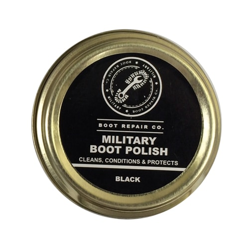 Boot Repair Company Black Polish - 50ml