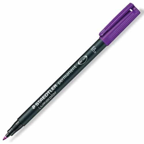 Staedtler 318-6-purple