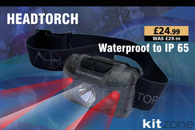 TOTR headtorch