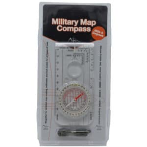 Top of the Range Military Map Compass