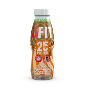UFIT 25g Salted Caramel 330ml
