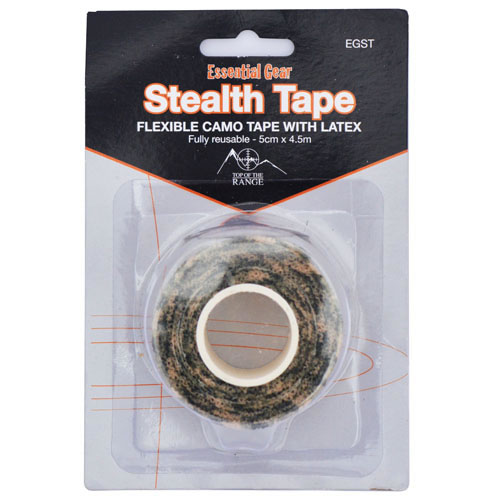 Essential Gear Stealth Tape