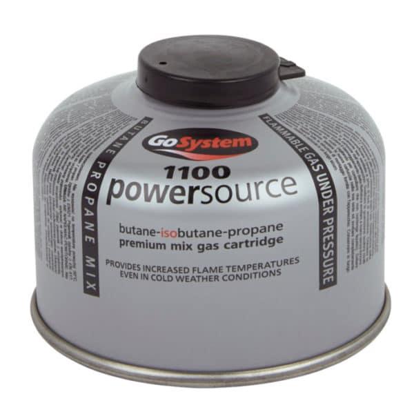 GoSystem Butane Propane Threaded Mix 100g Gas Cartridge