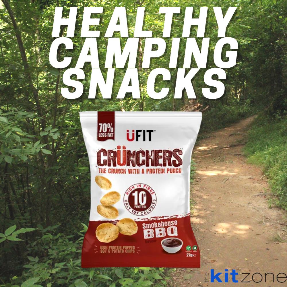 Healthy Camping Snacks