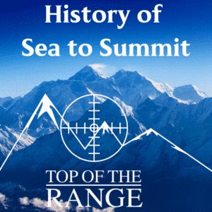 History of Sea to Summit