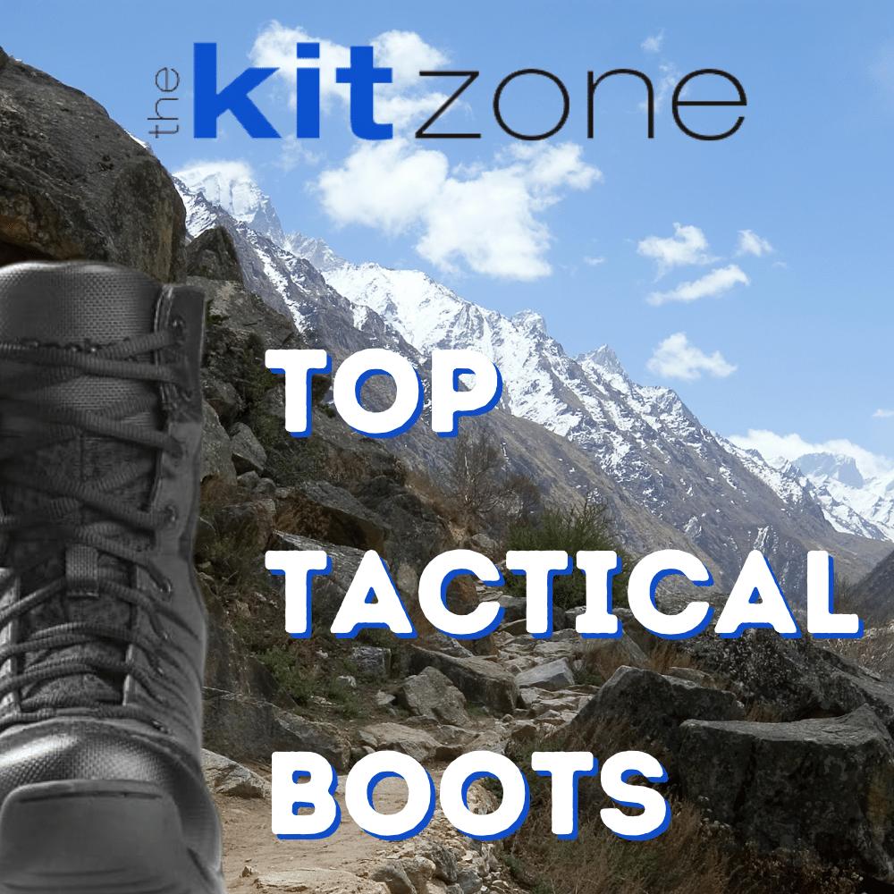TOP TACTICAL BOOTS